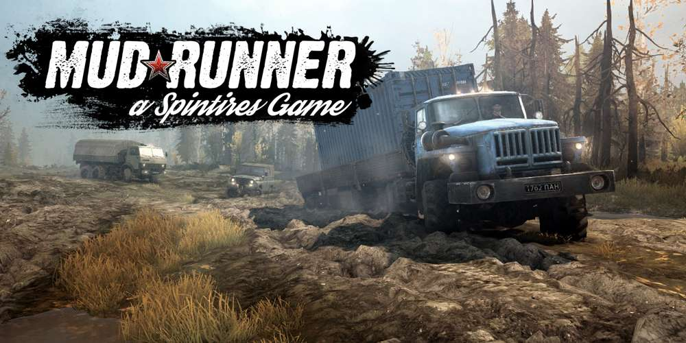 Requisitos do sistema Spintires Mudrunner.