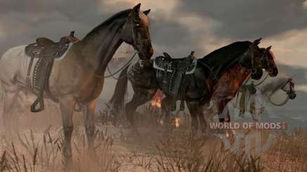 Horses in RDR 2