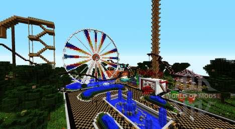 Fresh-Park para Minecraft