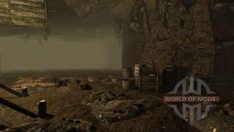 Guilda dos mineiros para Skyrim segunda tela
