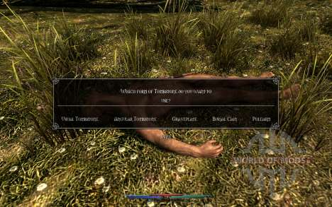 Limpeza de cadáveres para Skyrim décima primeira imagem de tela