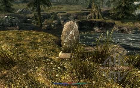Limpeza de cadáveres para a quarta tela Skyrim