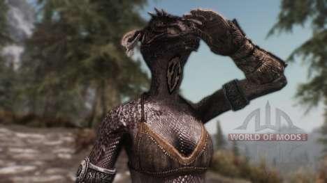 Esquecido argonianskie raízes para Skyrim segunda tela