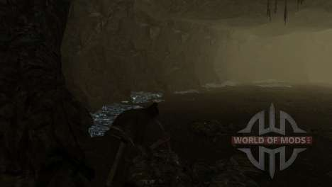 Guilda dos mineiros para a quarta tela Skyrim