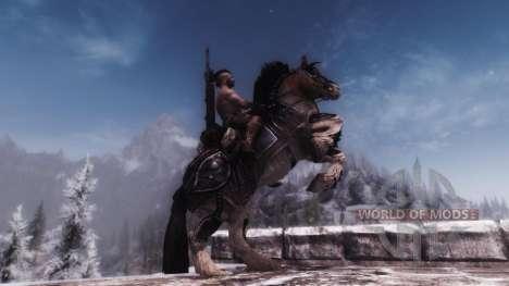 Armaduras para cavalos para Skyrim sexta tela