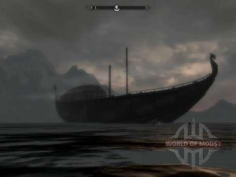 Terra de alta rocha para Skyrim sétima tela