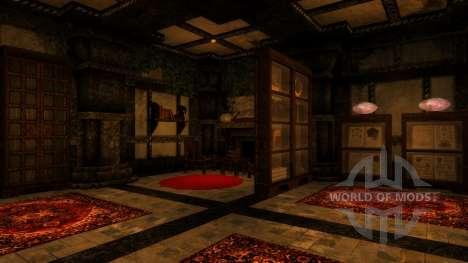 Uma pequena casa em Solit′ûde para Skyrim segunda tela