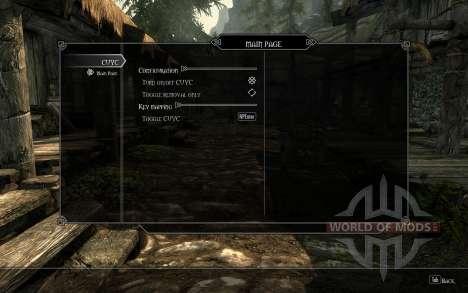Limpeza de cadáveres para Skyrim segunda tela