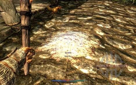 Limpeza de cadáveres para a terceira tela Skyrim