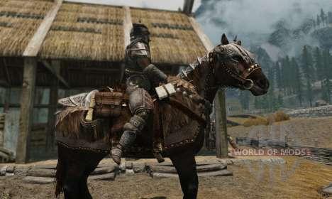 Armaduras para cavalos para Skyrim décimo tela