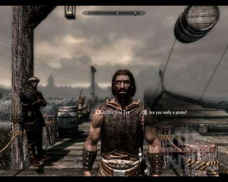 Terra de alta rocha para Skyrim quinto tela