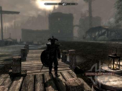 Terra de alta rocha para Skyrim oitavo tela