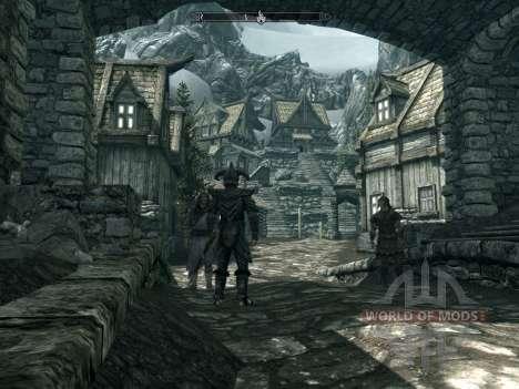 Terra de alta rocha para Skyrim segunda tela