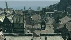 Terra de alta rocha para Skyrim