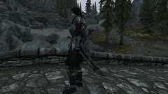 Nordskij espada com bainha