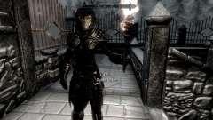 Preto-e-ouro-alfesca armadura
