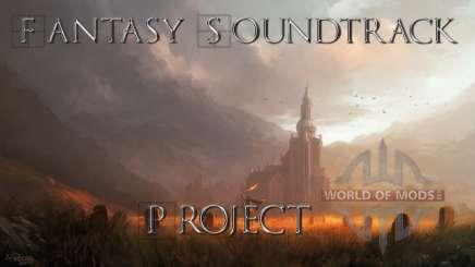 Fantasy Soundtrack Project para Skyrim