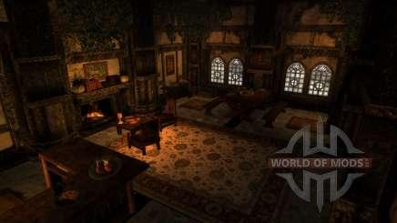 Uma pequena casa em Solit′ûde para Skyrim