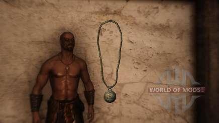 Amuleto dos deuses para Skyrim