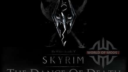 Dança da morte v 4.0. As novas animações de morte para Skyrim