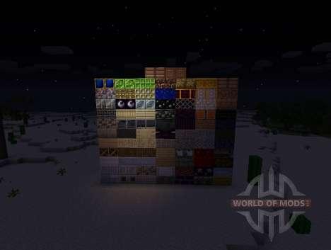 Cinzel Mod - novos blocos para Minecraft