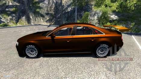 Audi A8 Sport para BeamNG Drive