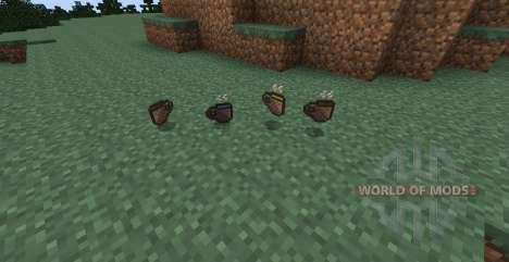Chá doce para Minecraft