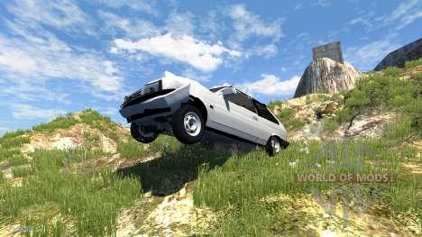 VAZ-Lada 2108 Companheiro para BeamNG Drive