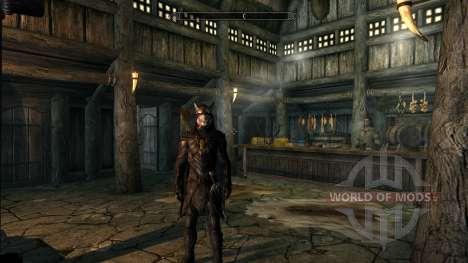 Abrir os olhos para a Nightingale reserva para Skyrim