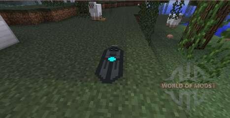 Portal arma-armas do Portal para Minecraft
