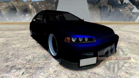 Honda Civic para BeamNG Drive