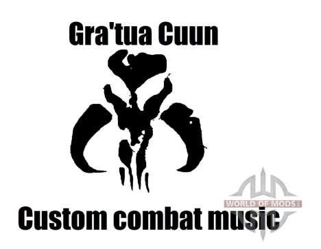 Gratua Cuun - música nova no campo de batalha para Skyrim