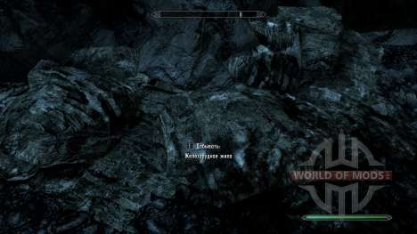Mais notável de minério de para Skyrim