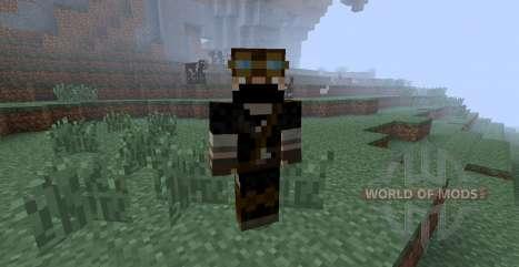 Herobrine Mod para Minecraft