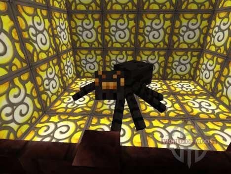 Ore Spiders Mod para Minecraft