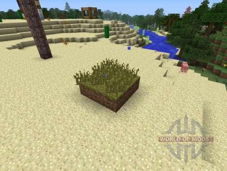 O crescimento Tônico - nova poção para Minecraft