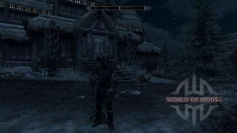 Armadura Colocada - Disfarce para Skyrim segunda tela