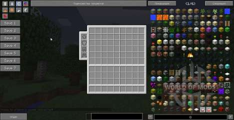 Not Enough Items para Minecraft