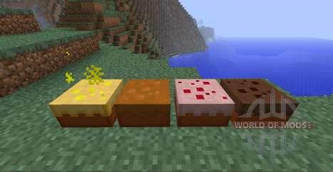 Comida saudável para Minecraft