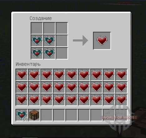 More Health Enhanced para Minecraft
