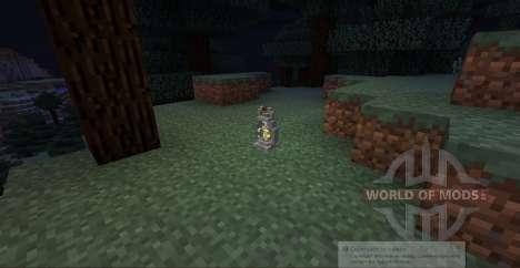 Lâmpada para Minecraft