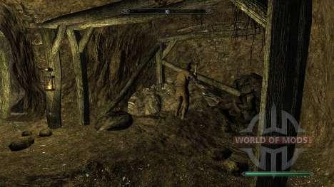 Reversusque de minas para Skyrim