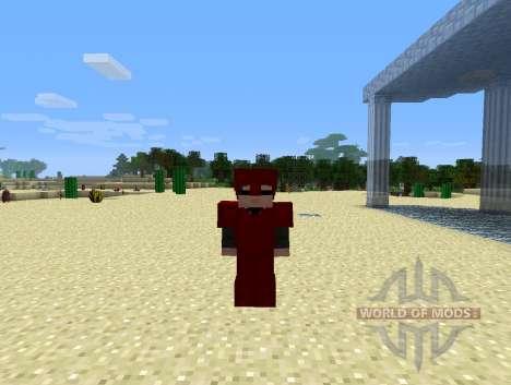 A mais de Armadura - novas armaduras para Minecraft