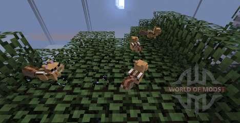 OreSpawn para Minecraft