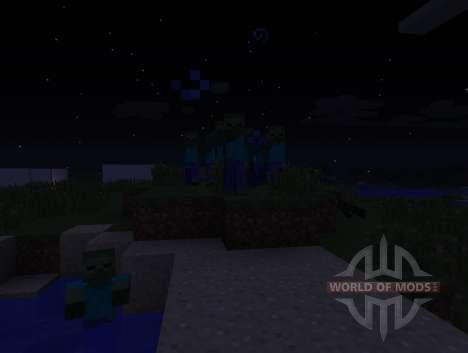 Sensibilização-inteligente zombie Zombie para Minecraft