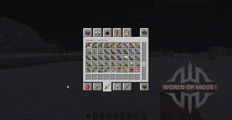 QuiverBow para Minecraft