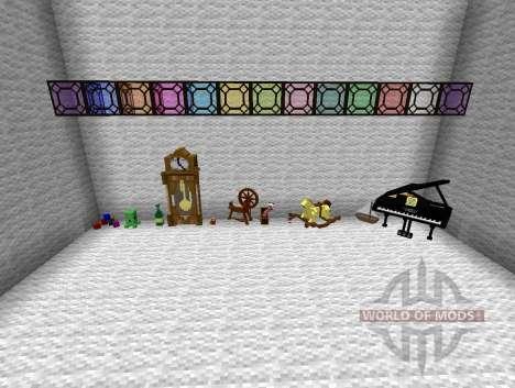 DecoCraft-paisagem para Minecraft