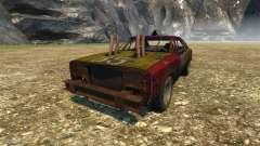 Moonhawk Derby para BeamNG Drive