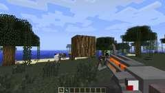 Arma de gravidade para Minecraft