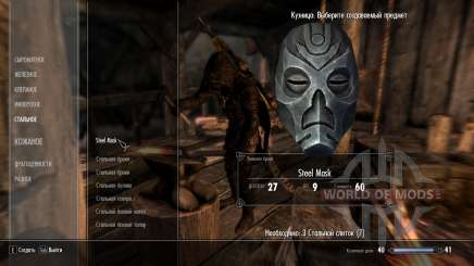 Kraft dragão máscaras sacerdotes para Skyrim